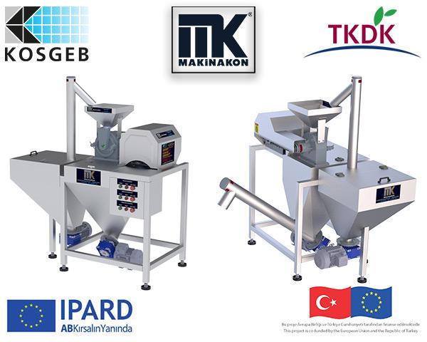 Pudra Şekeri Makinası Tam Otomatik Model – Kosgeb,TKDK,IPARD Destek ve Hibe Kapsamında. MakinaKon ile kaliteli ekipmanlara daha hızlı erişin.