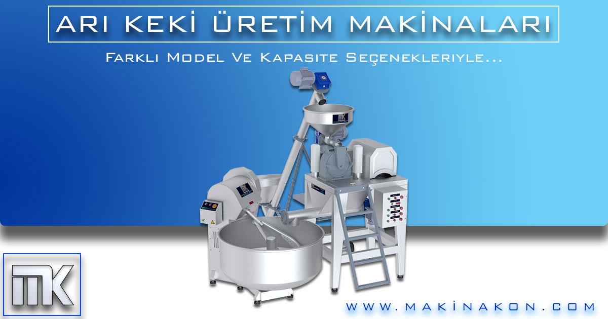 2021 Arı Keki Makinaları   MakinaKon