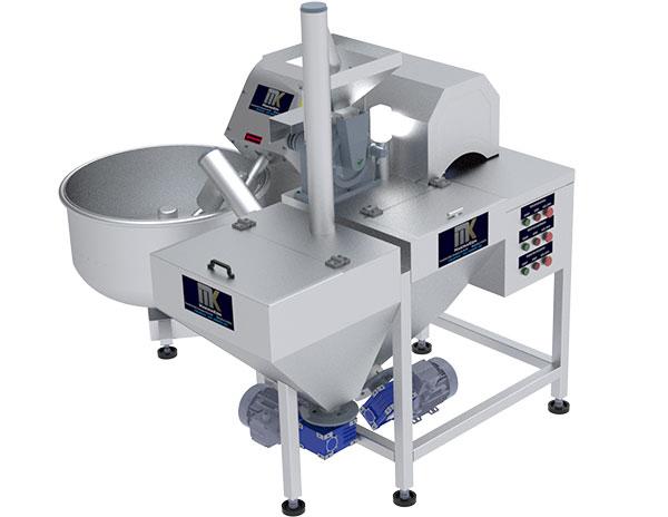 Arı Keki Üretim Makinaları 23