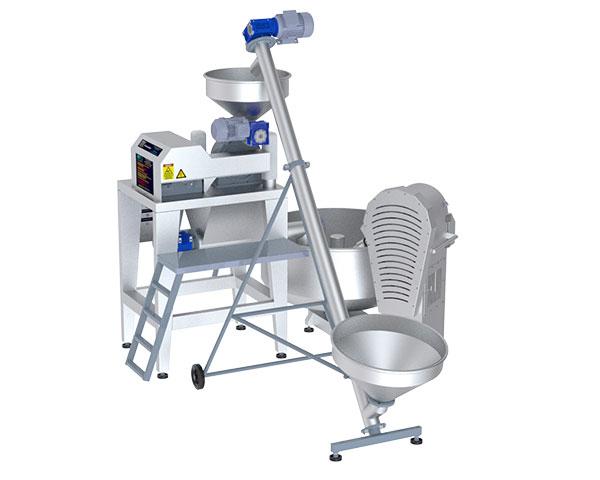 Arı Keki Üretim Makinaları 32