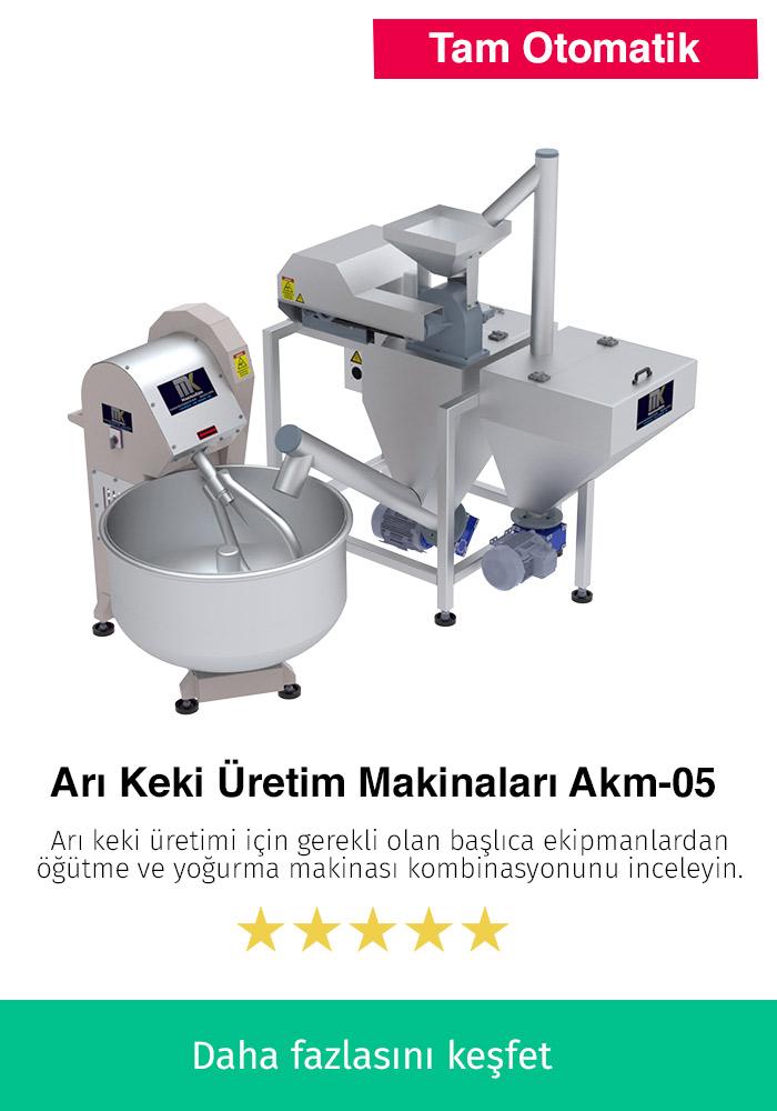 Arı Keki Üretim Makinaları AKM-05