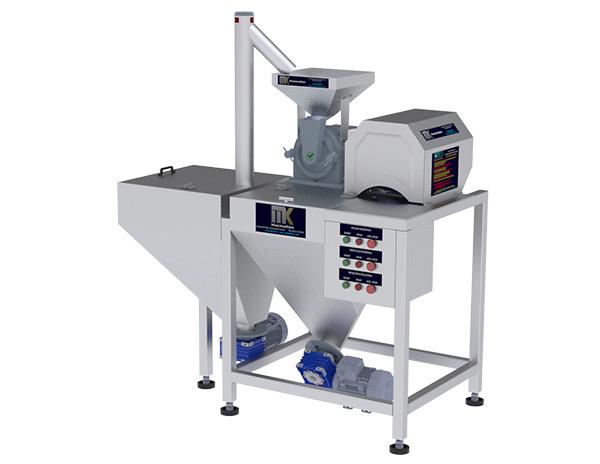 Pudra Şekeri Öğütme Makinesi 2