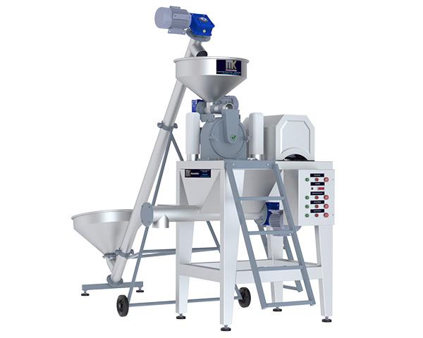Pudra Şekeri Öğütme Makinesi 3